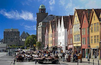 "CRUISE SEASON 2013 ""BEST EVER"" - BERGEN - NORWAY'S LEADING CRUISEPORT WITH 338 CRUISE CALLS"