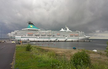 Saaremaa witnessed a record cruise summer