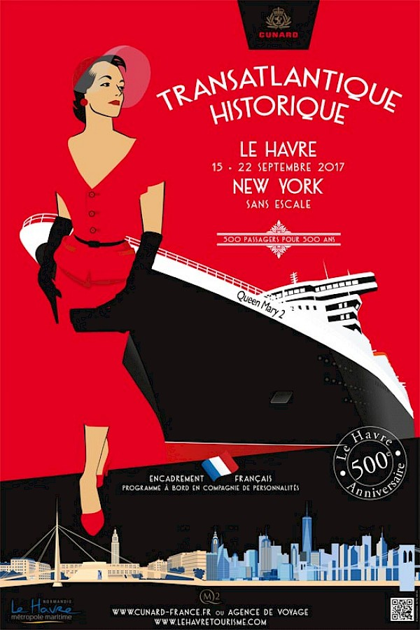 Le Havre – New York | Cruise Europe