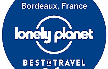 Lonely Planet declares Bordeaux in France the top city in the world for 2017!!!