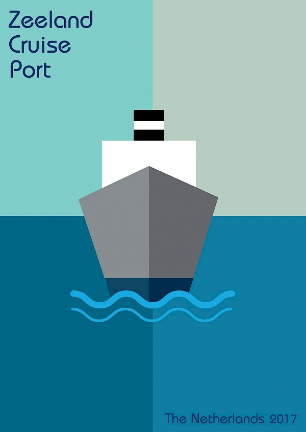 Zeeland Cruise Port's new website and brochure