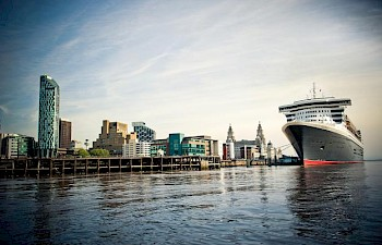 Plan submitted for new £50m Mersey Cruise Terminal