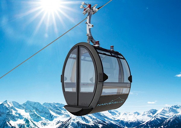 Narvik invests in a new gondola and improving infrastructure