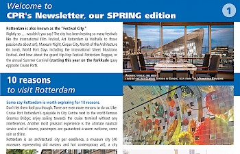 CPR Newsletter SPRING Edition