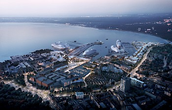 "Port of Tallinn signed a Memorandum of Understanding with the City of Tallinn for development of the Old City Harbour area according to ""Masterplan 2030""."