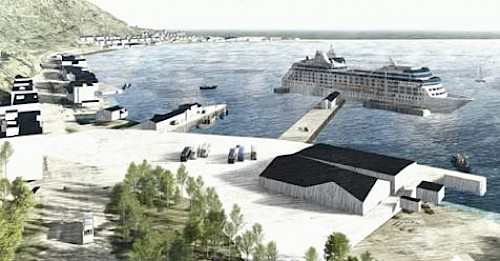 Narvik invests in new berth