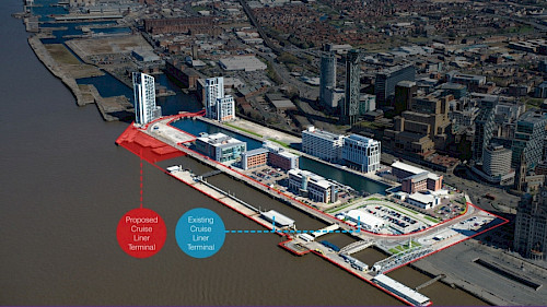 Planning approval granted for Liverpool Cruise Terminal