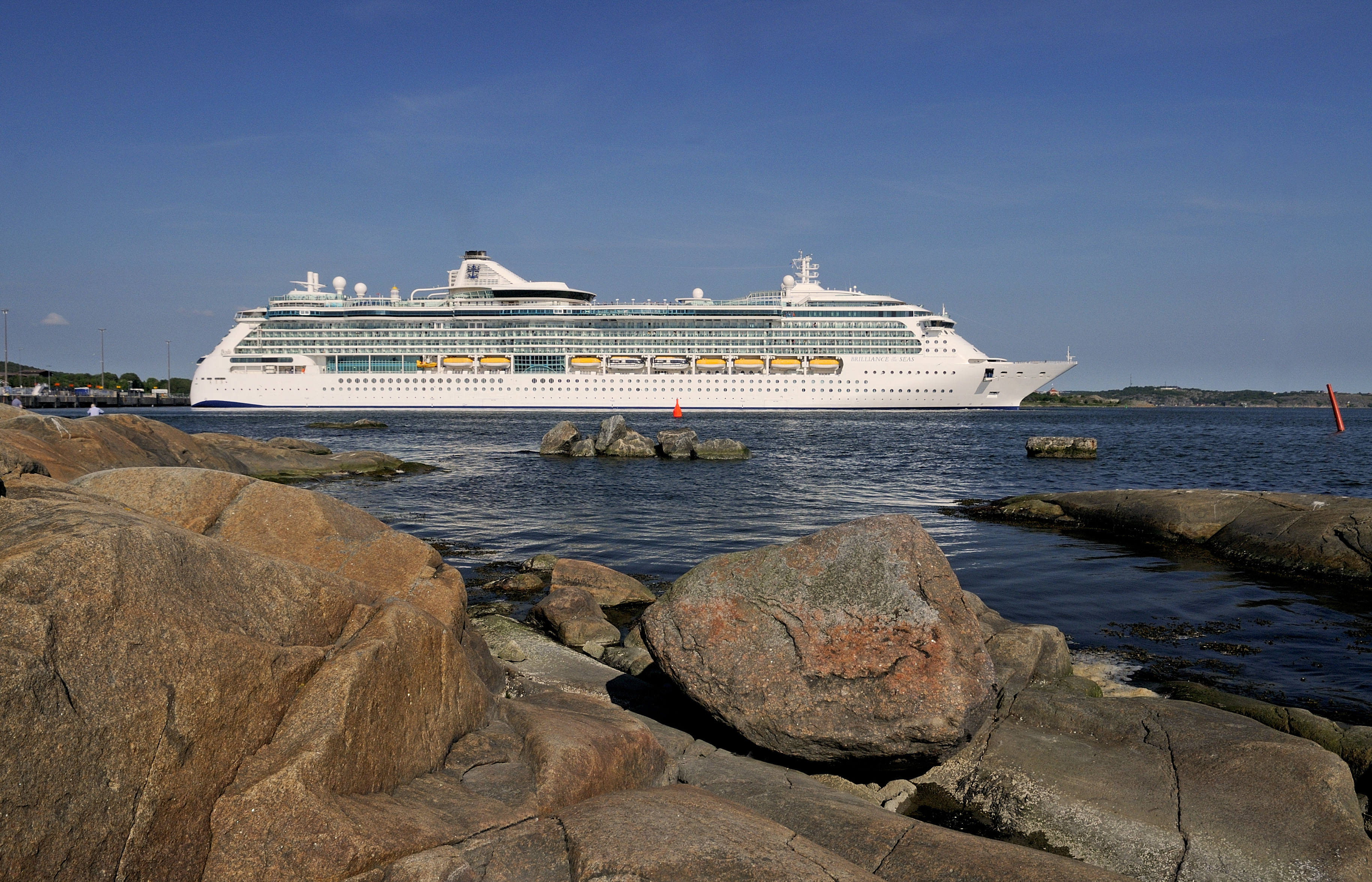 Brilliance of the Seas in Arendal