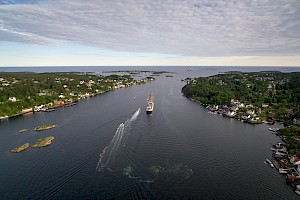 Leaving Arendal