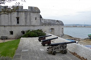 Portland Castle, Isle of Portland, Dorset by Roman Hobler licensed under CC BY-SA 2.0