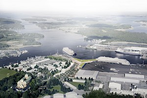 Turku invests in new terminal