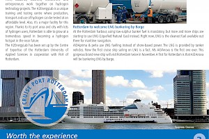 Cruise Port Rotterdam Newsletter Fall edition. Welcome!