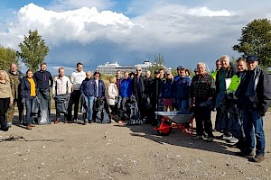 Tallinn takes part in World Cleanup Day