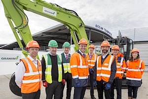 Cruise Terminal upgrade begins at Port of Southampton