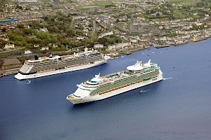 Cruise Passengers Boost Cork's Economy by €12 Million as 2018 Cruise Season Draws to a Close