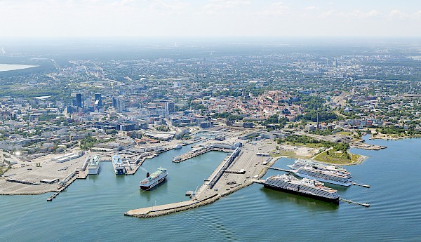 Tallinn rewards emission-reducing ships