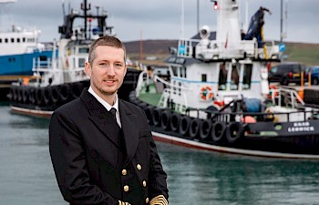 Senior appointment at Lerwick Harbour
