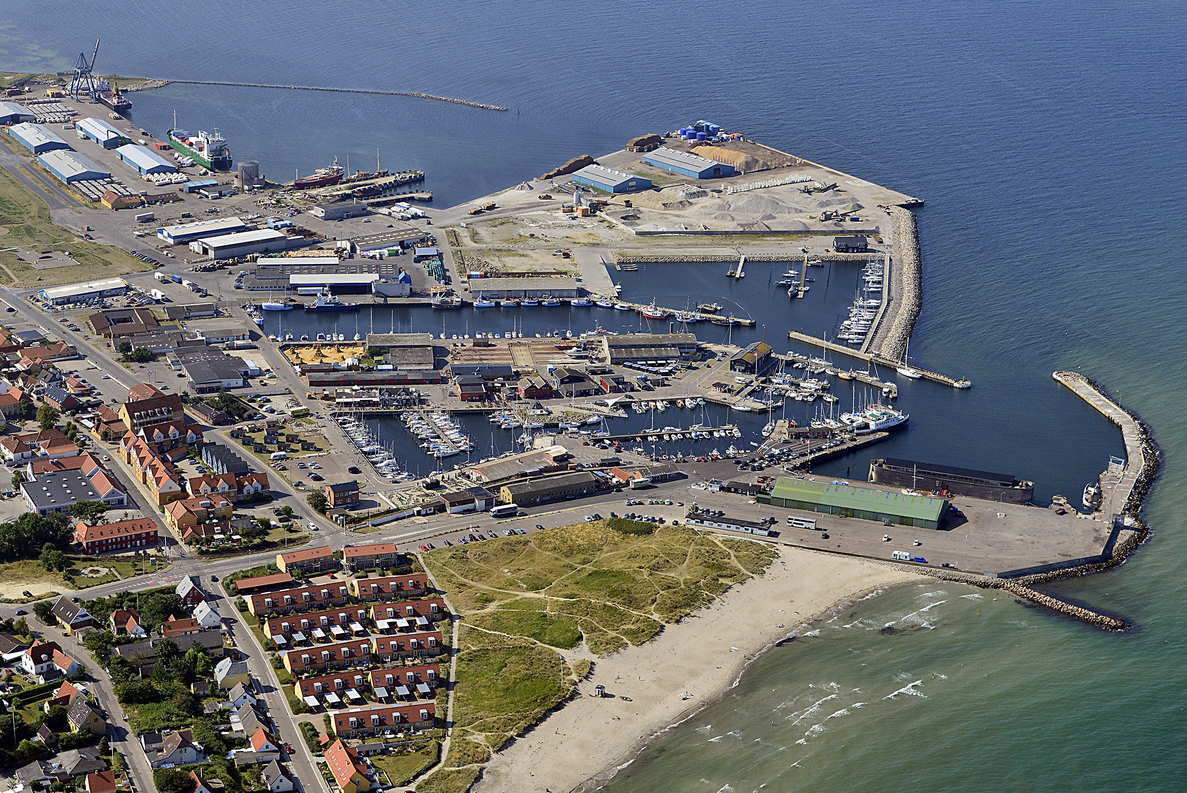 Port of Hundested