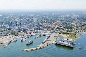 Port of Tallinn's passenger number has been increasing 11 years in a row achieving the whole-time record of 10.6 million passengers