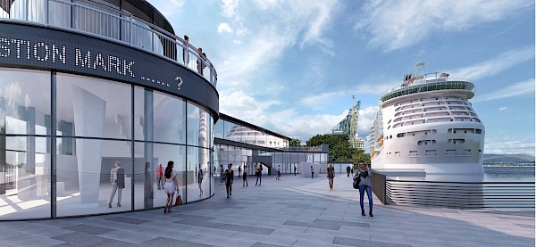 'Iconic' Greenock cruise visitor centre plans approved