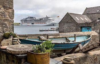 Lerwick a top cruise destination by popular acclaim