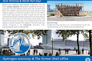 Cruise Port Rotterdam Newsletter Autumn 2019. Welcome!