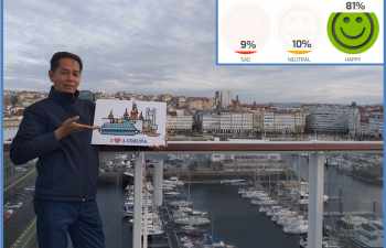 A Coruña gets top ratings from cruise guests