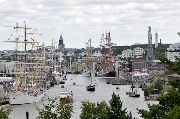 Great news – Turku will host The Tall Ships Races 2021 on 5-8 July