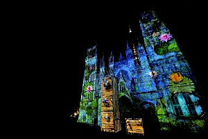 Rouen Cathedral LIVE 24/7!