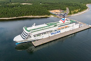 First cruise ship visited Saaremaa harbour in 2020