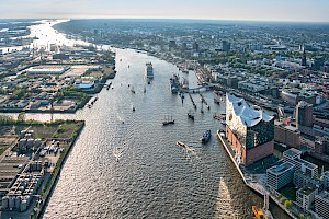 Cruise shipping gets back on track – Cruise Restart in Hamburg has been well prepared