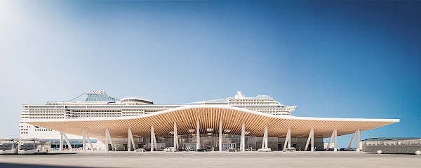 Southampton is gearing up for Fifth Terminal opening in spring