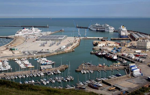 Dover is optimistic about COVID-safe cruising in 2021