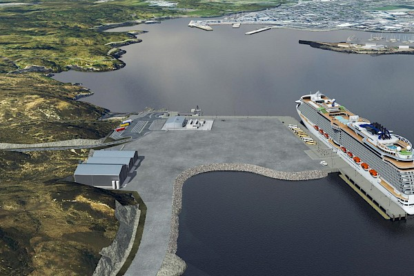 Stornoway expects its new deepwater terminal to be operational in 2023