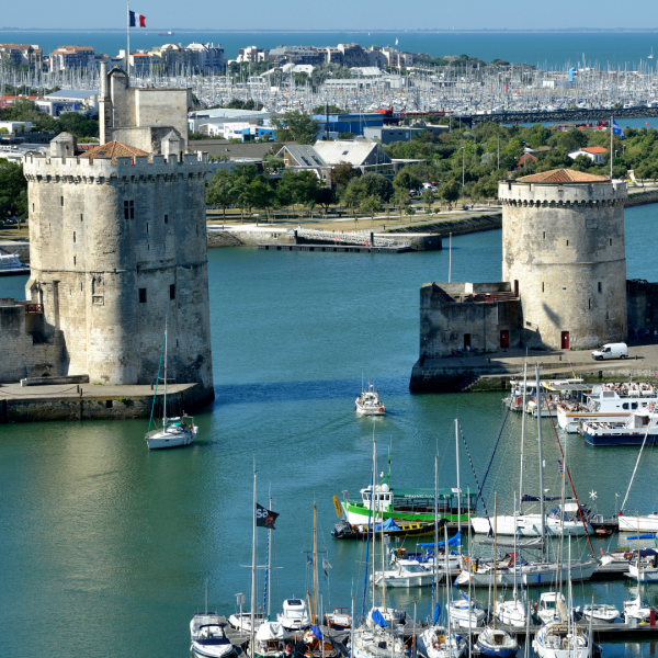 "La Rochelle ""Emerging destination"""